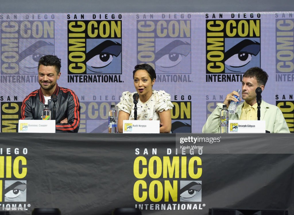 "Comic-Con International 2018 - AMC's ""Preacher"" Panel"