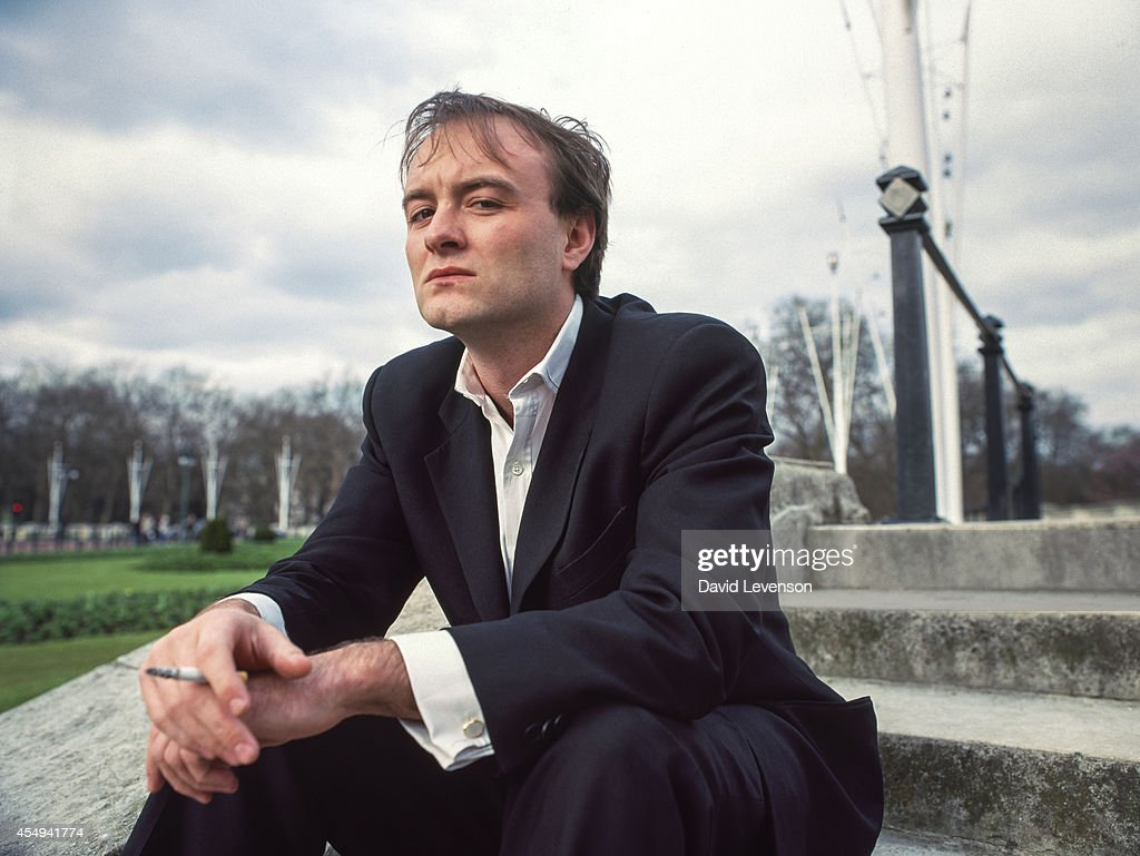 Dominic Cummings, former adviser to the Education Secretary Michael Gove, poses for a photograph when he was campaign director at Business for Sterling, on March 19, 2001, in London, England.