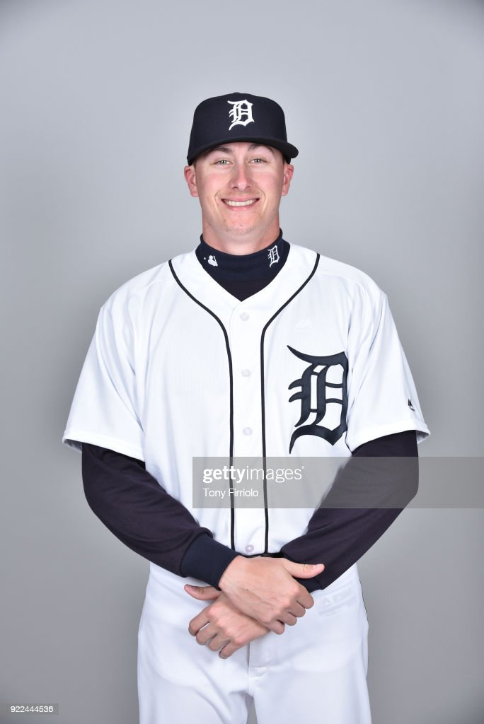 2018 Detroit Tigers Photo Day : ニュース写真
