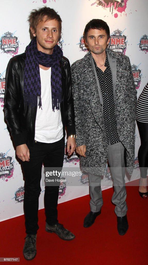Shockwaves NME Awards 2010 - Arrivals