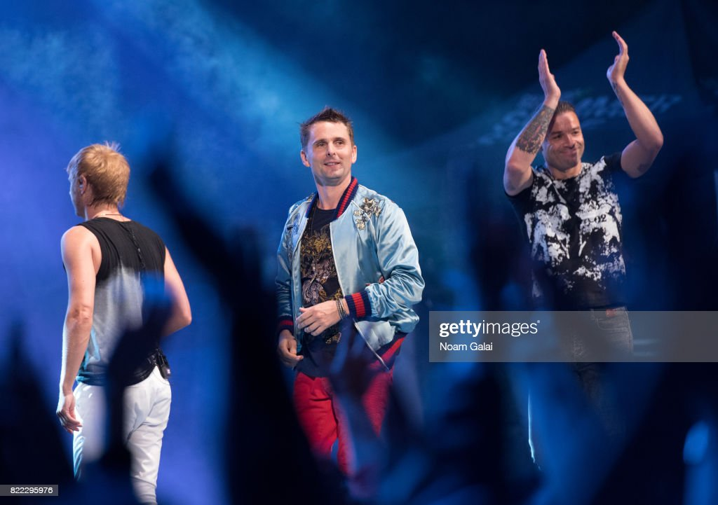 Muse In Concert - New York City