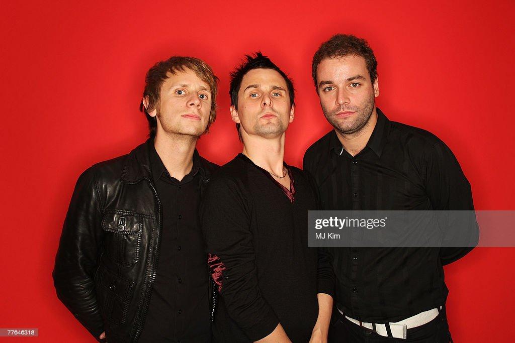Studio At The MTV Europe Music Awards 2007 : ニュース写真