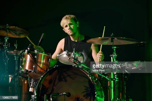 Dominic Howard of Muse performs onstage at Not So Silent Night presented by Radio.com at Barclays Center on December 6, 2018 in New York City.