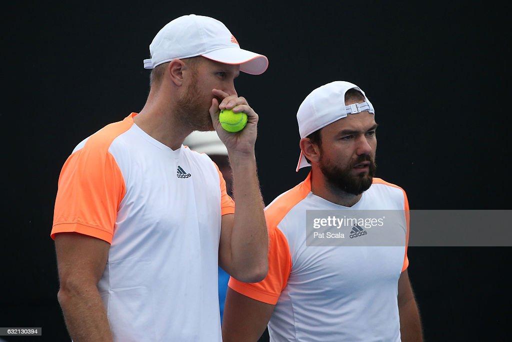 2017 Australian Open - Day 5 : News Photo