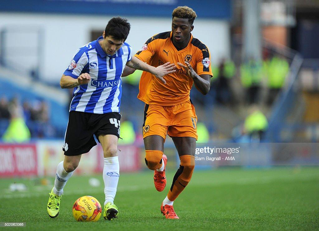 Sheffield Wednesday V Wolverhampton Wanderers - Sky Bet Championship : News Photo