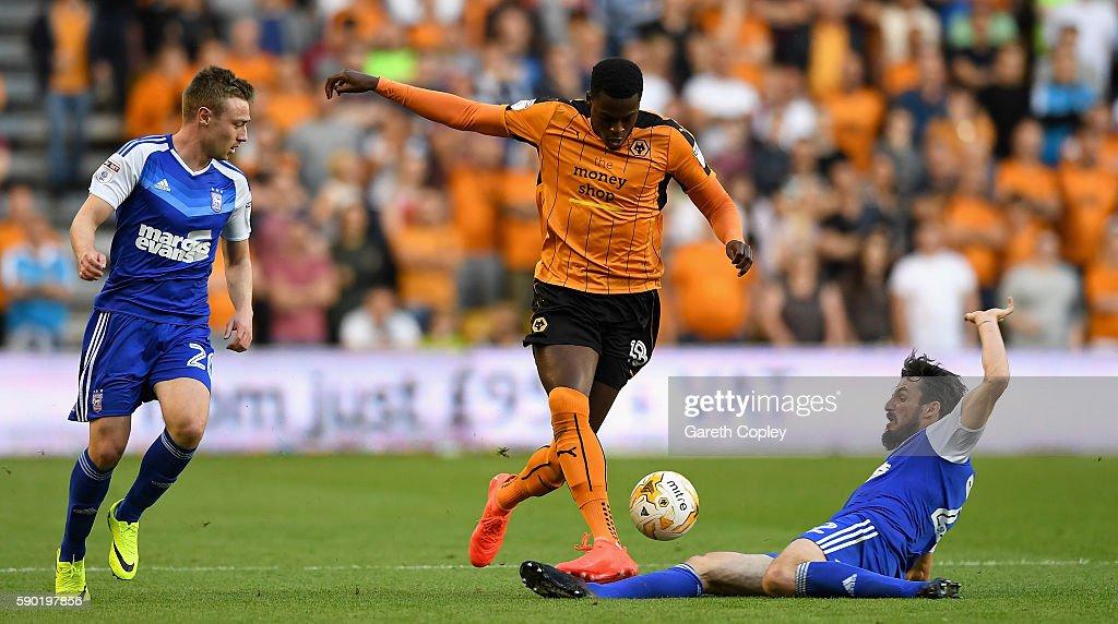 Wolverhampton Wanderers v Ipswich Town - Sky Bet Championship : News Photo