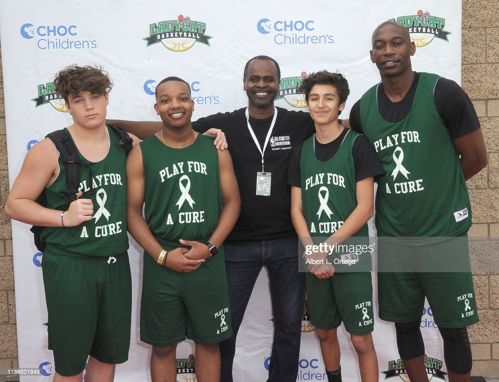 "CA: 3rd Annual ""Play For A Cure"" Celebrity Basketball Game To Benefit CHOC Children's Foundation"