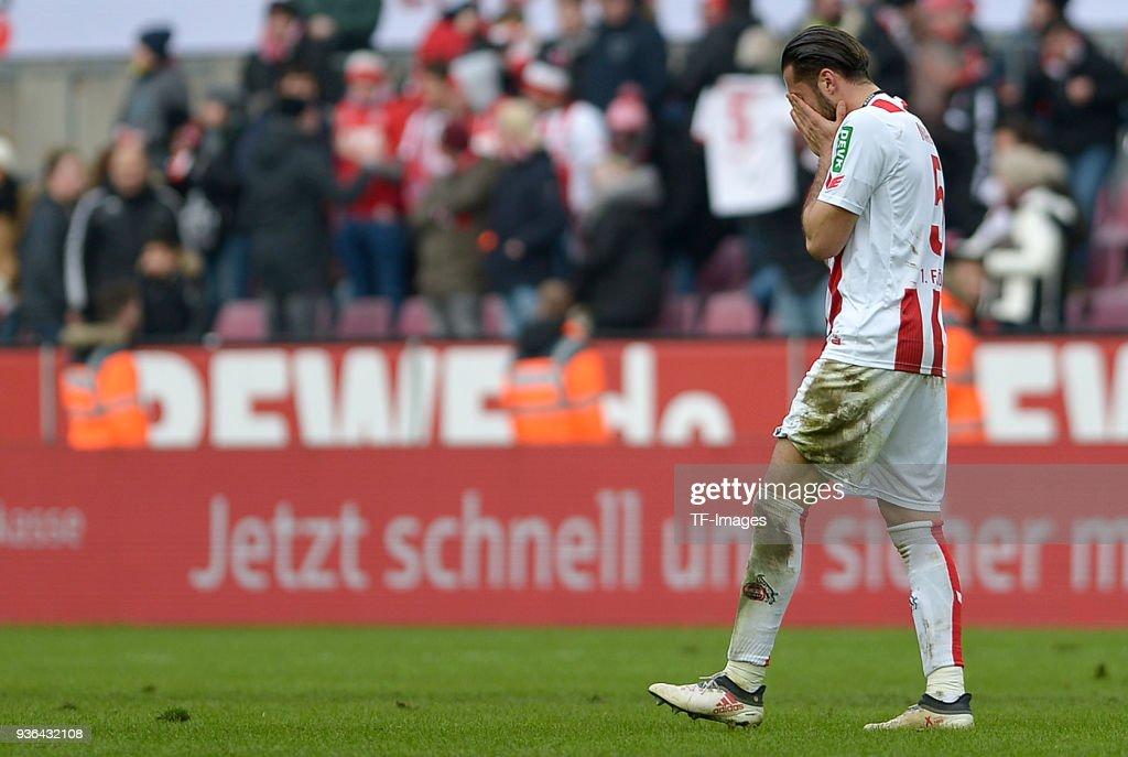 1. FC Koeln v Bayer 04 Leverkusen - Bundesliga : News Photo