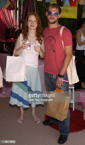 Dominic Monaghan and guest at Jam during The Silver Spoon Beauty Buffet Sponsored By Allure Day One at Private Residence in Hollywood California...