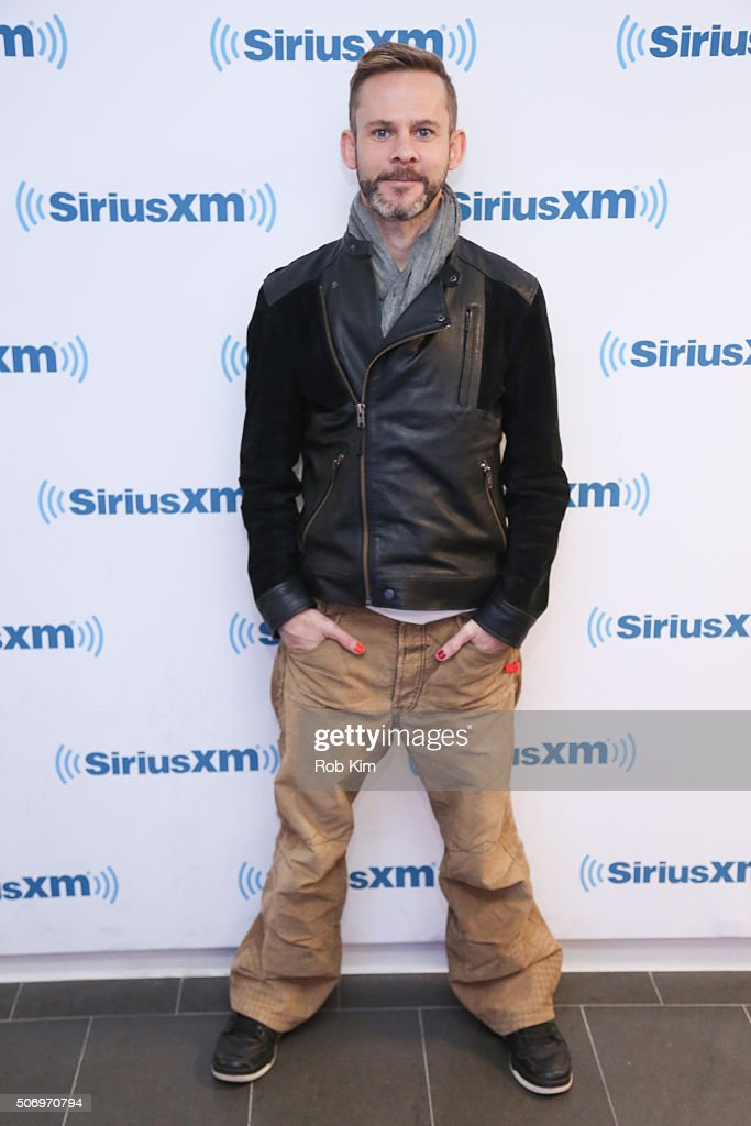 Celebrities Visit SiriusXM Studios - January 26, 2016