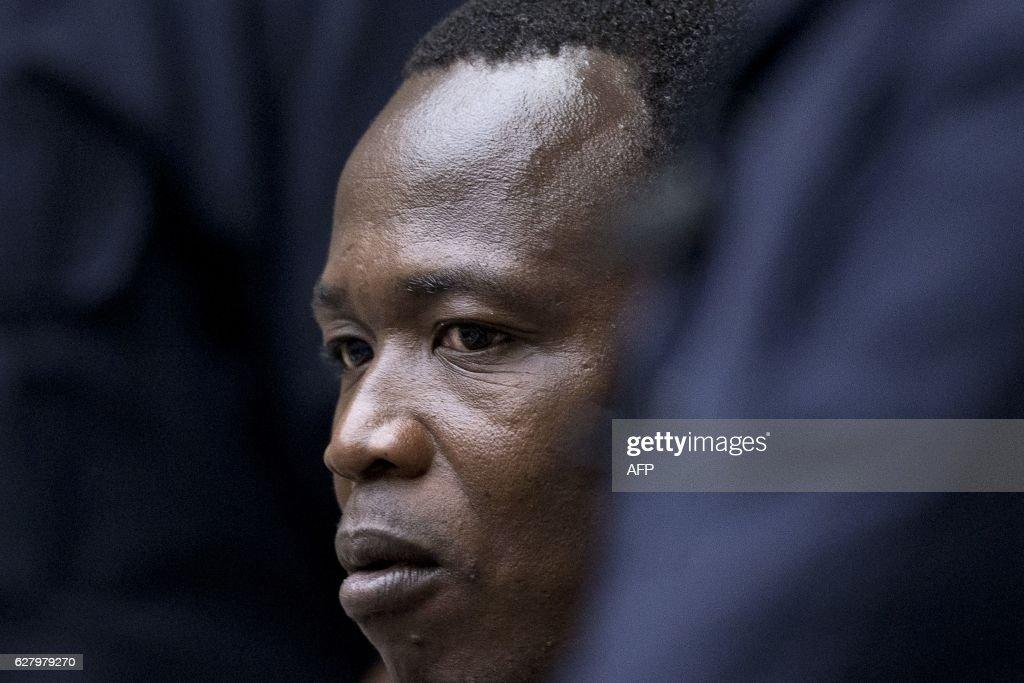 ICC-NETHERLANDS-UGANDA-WARCRIME : News Photo