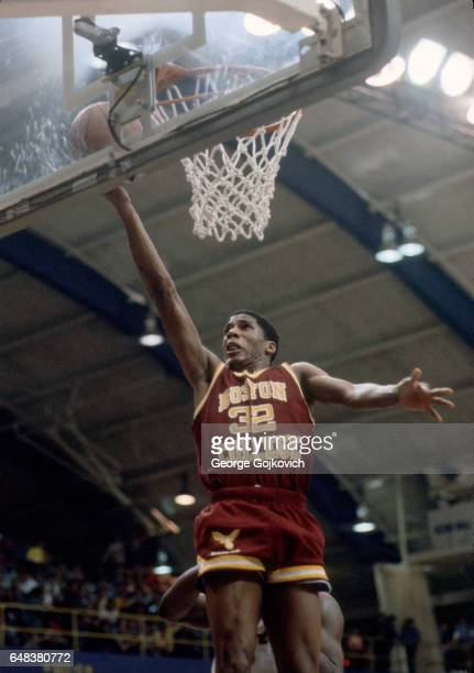 Dominic Pressley of the Boston College Eagles goes for a layup during a Big East college basketball game against the University of Pittsburgh...