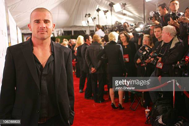 Freundin dominic purcell Dominic Purcell