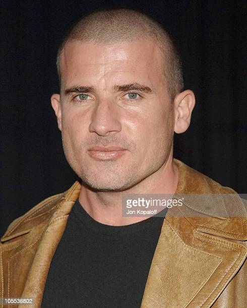 Dominic Purcell during 'Prison Break' Launch Party Arrivals at Hangar 8 Santa Monica Airport in Santa Monica California United States