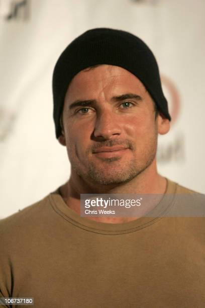 Dominic Purcell during Rip Curl Presents 'Sand Glam' Benefiting Heal the Bay Arrivals and Red Carpet at Club 1650 in Hollywood California United...