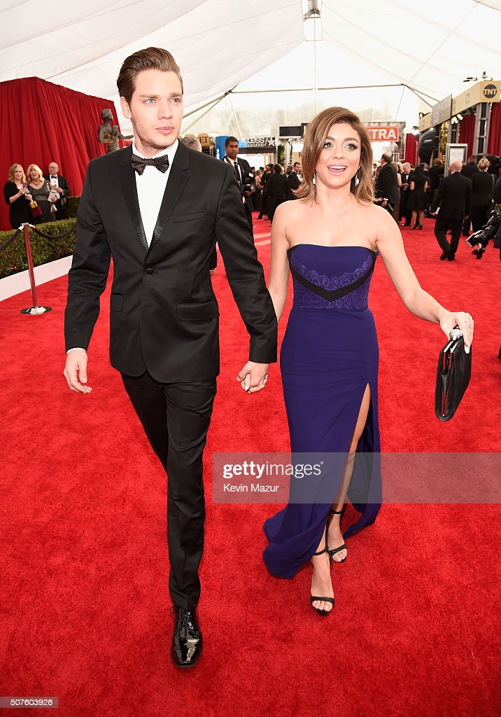 The 22nd Annual Screen Actors Guild Awards - Red Carpet : News Photo
