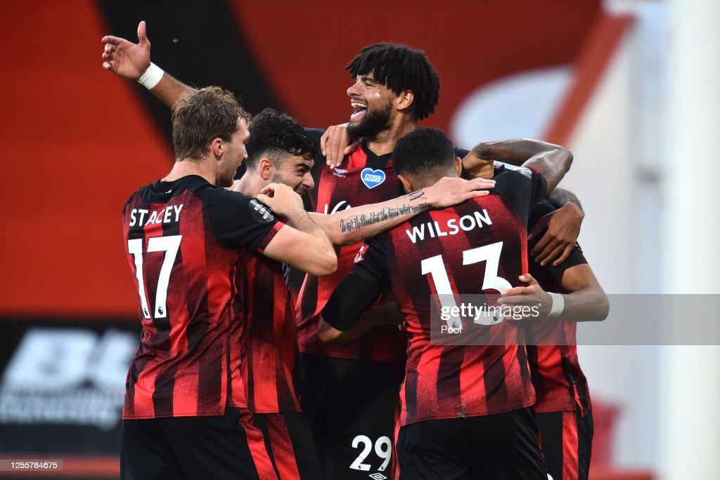 AFC Bournemouth v Leicester City - Premier League : ニュース写真