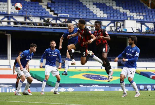 GBR: Everton FC v AFC Bournemouth  - Premier League