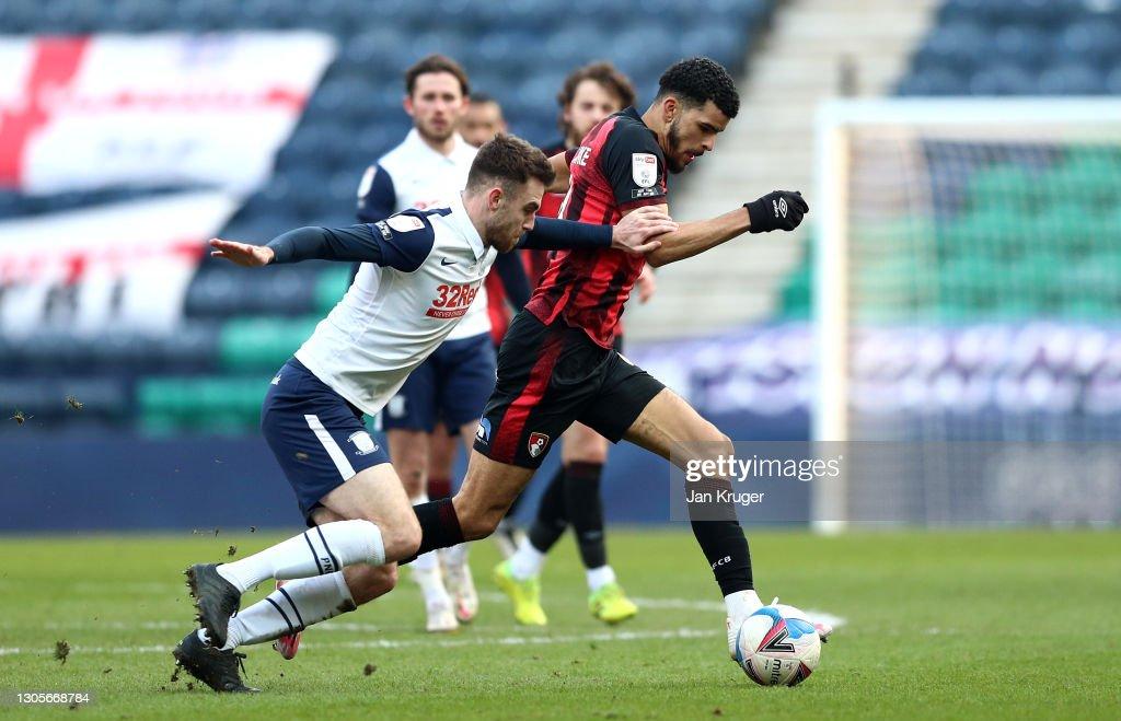 Preston North End v AFC Bournemouth - Sky Bet Championship : ニュース写真