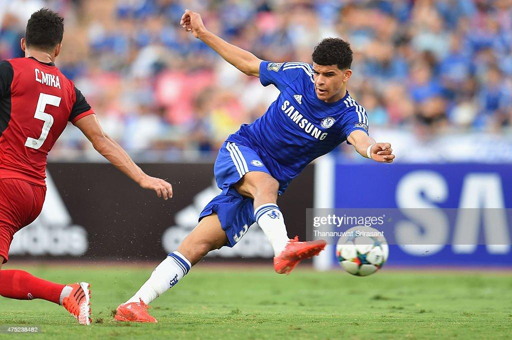 Thailand All-Stars v Chelsea FC : News Photo