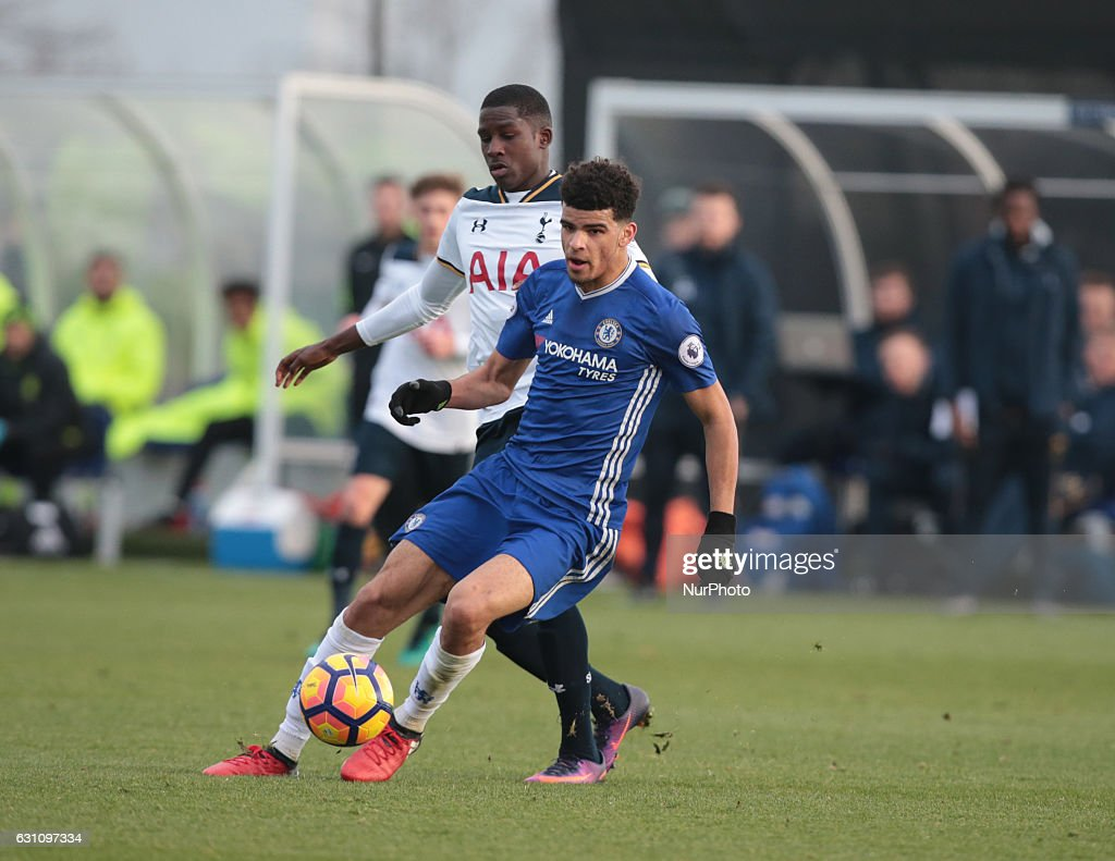 Tottenham Hotspur v Chelsea: Premier League 2 : News Photo
