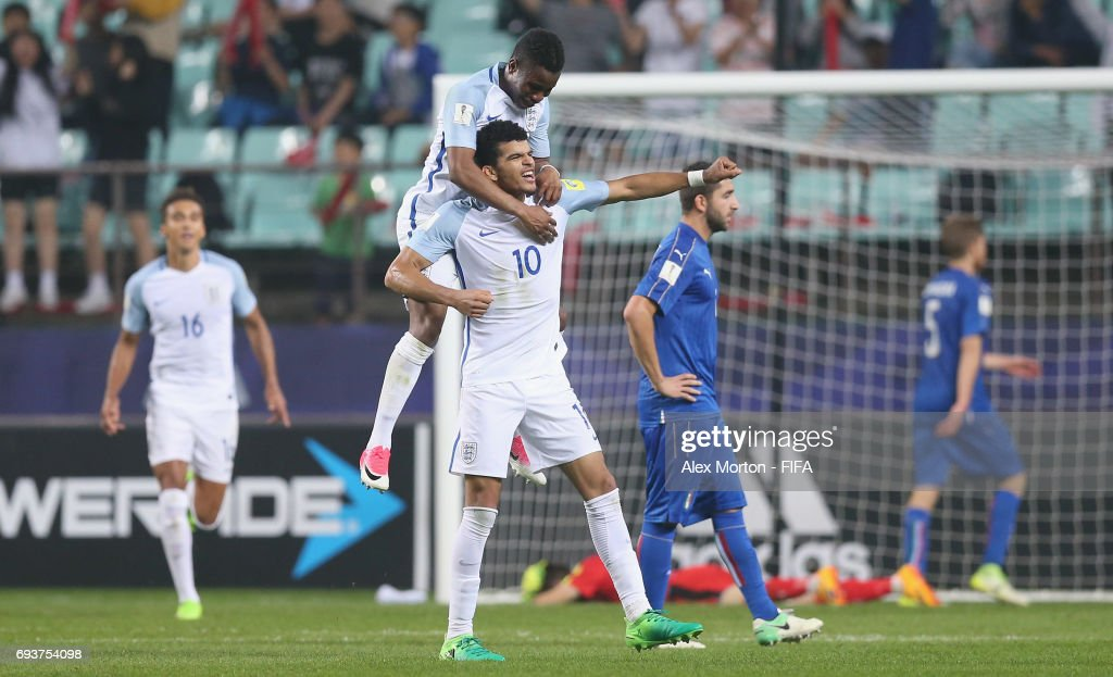 Italy v England - FIFA U-20 World Cup Korea Republic 2017 : News Photo