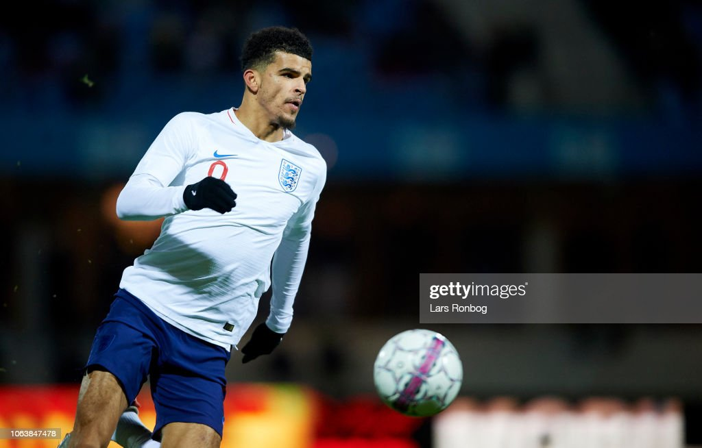Denmark U21 vs England U21 - International Friendly Under-21 : News Photo