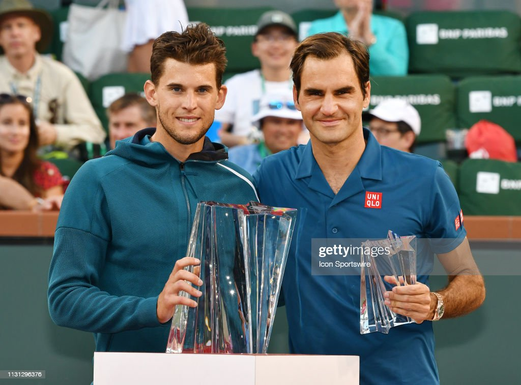TENNIS: MAR 17 BNP Paribas Open : News Photo