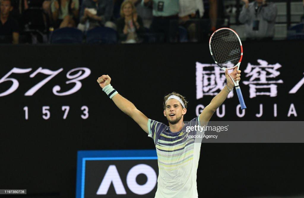 Australia Open 2020 : News Photo