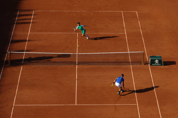 2017 French Open - Day 13