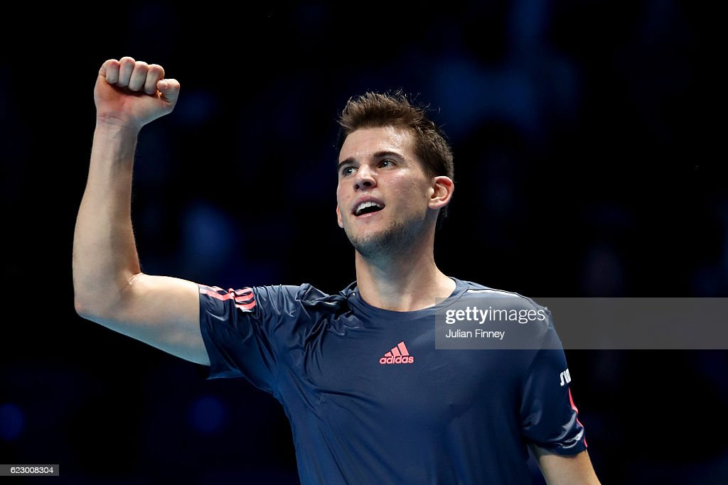 Barclays ATP World Tour Finals - Day One : News Photo