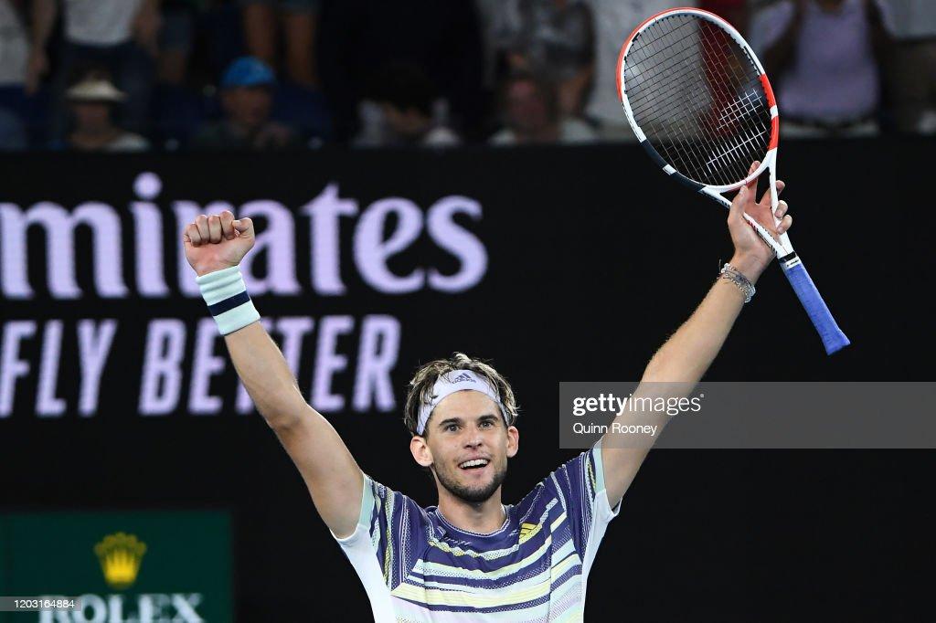 2020 Australian Open - Day 12 : ニュース写真
