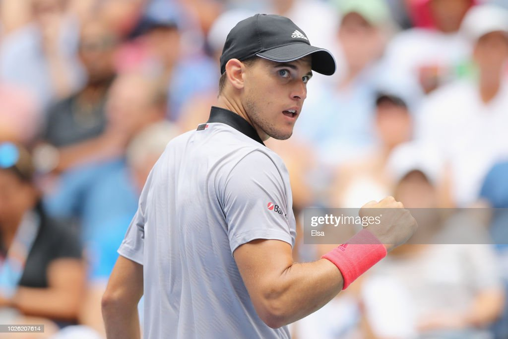 2018 US Open - Day 7 : News Photo