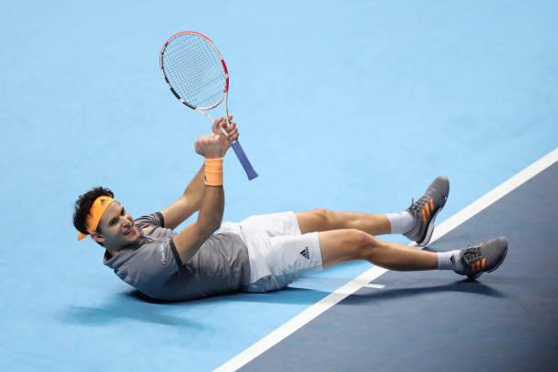 GBR: Nitto ATP World Tour Finals - Day Three