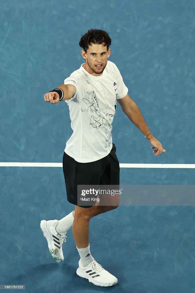 2021 Australian Open: Day 5 : ニュース写真