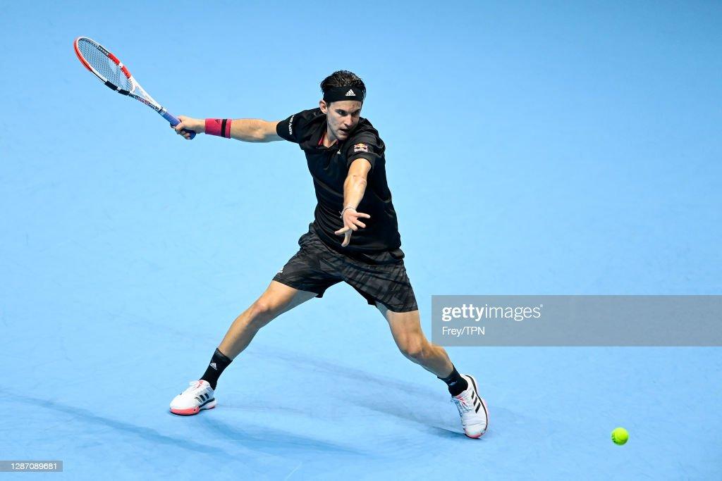Nitto ATP World Tour Finals - Day Eight : ニュース写真