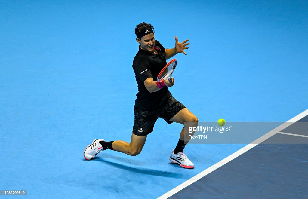 Nitto ATP World Tour Finals - Day One : News Photo