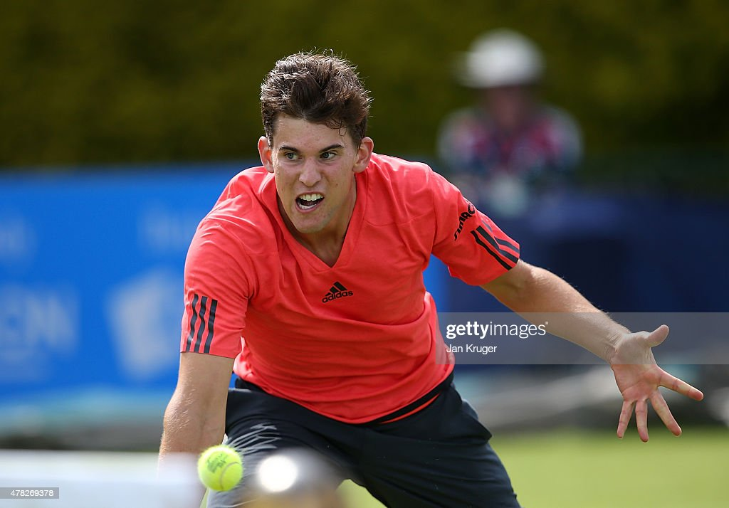 ATP Aegon Open Nottingham - Day Four : News Photo