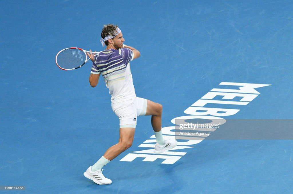 Tennis: Djokovic wins 2020 Australian Open : ニュース写真
