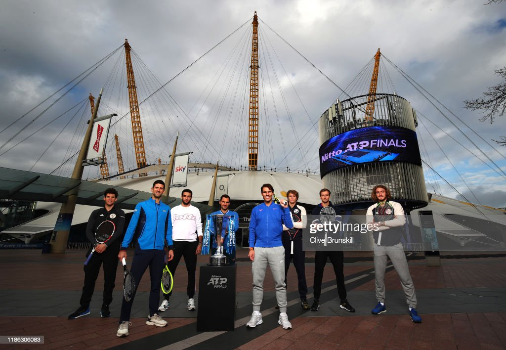 Nitto ATP Finals - Previews : ニュース写真