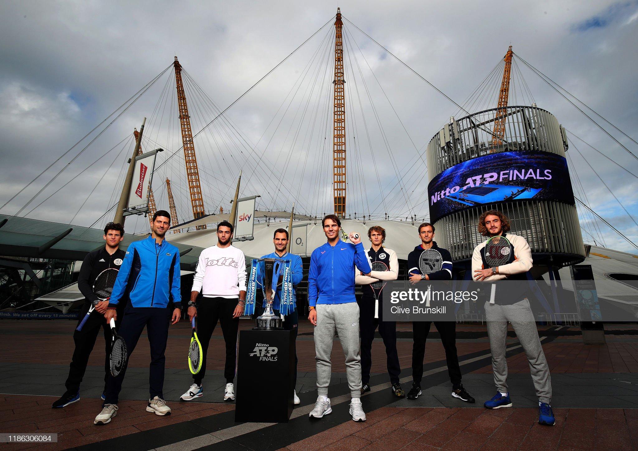 Nitto ATP World Tour Finals - Previews : News Photo