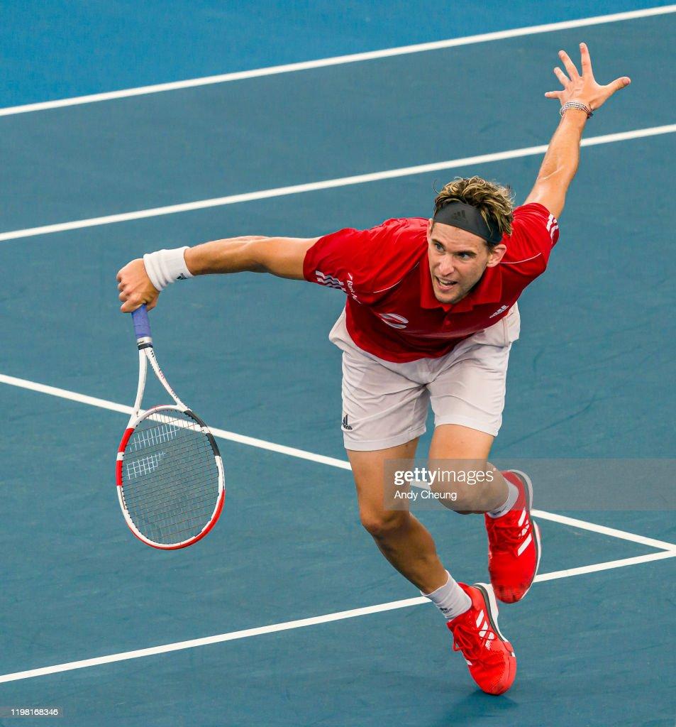 2020 ATP Cup - Sydney: Day 6 : News Photo