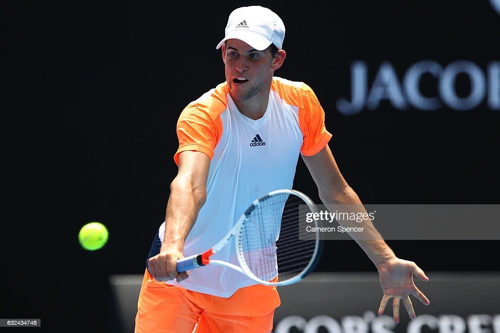 2017 Australian Open - Day 8 : News Photo