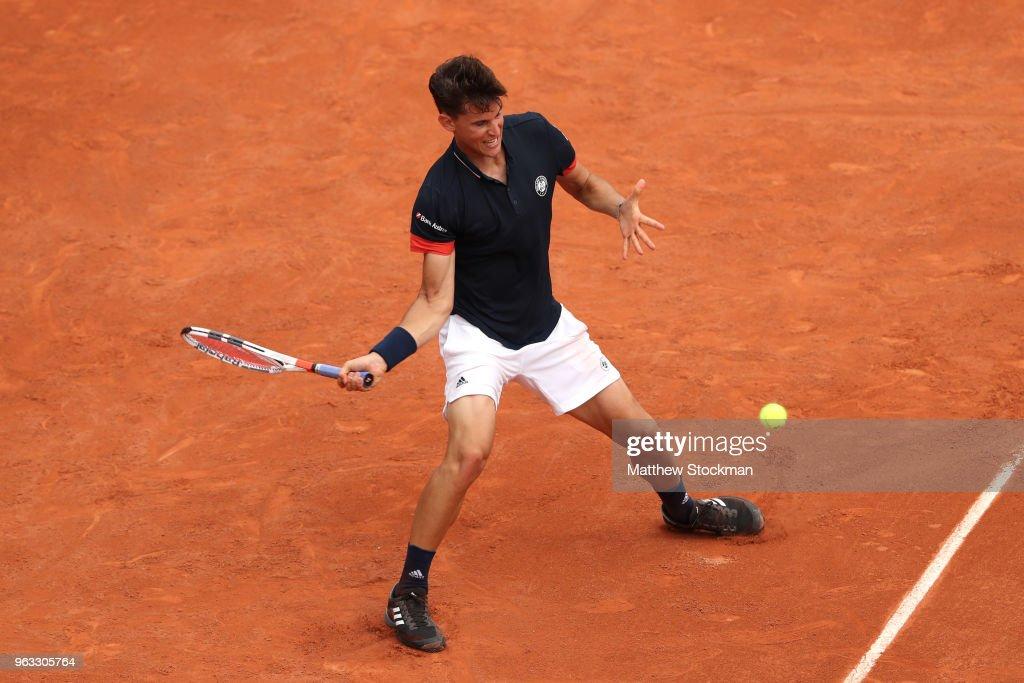 2018 French Open - Day Two : Foto di attualità