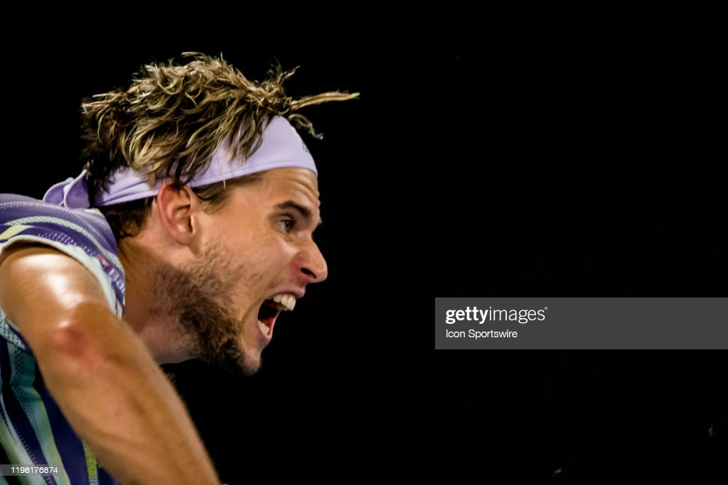 TENNIS: FEB 02 Australian Open : News Photo