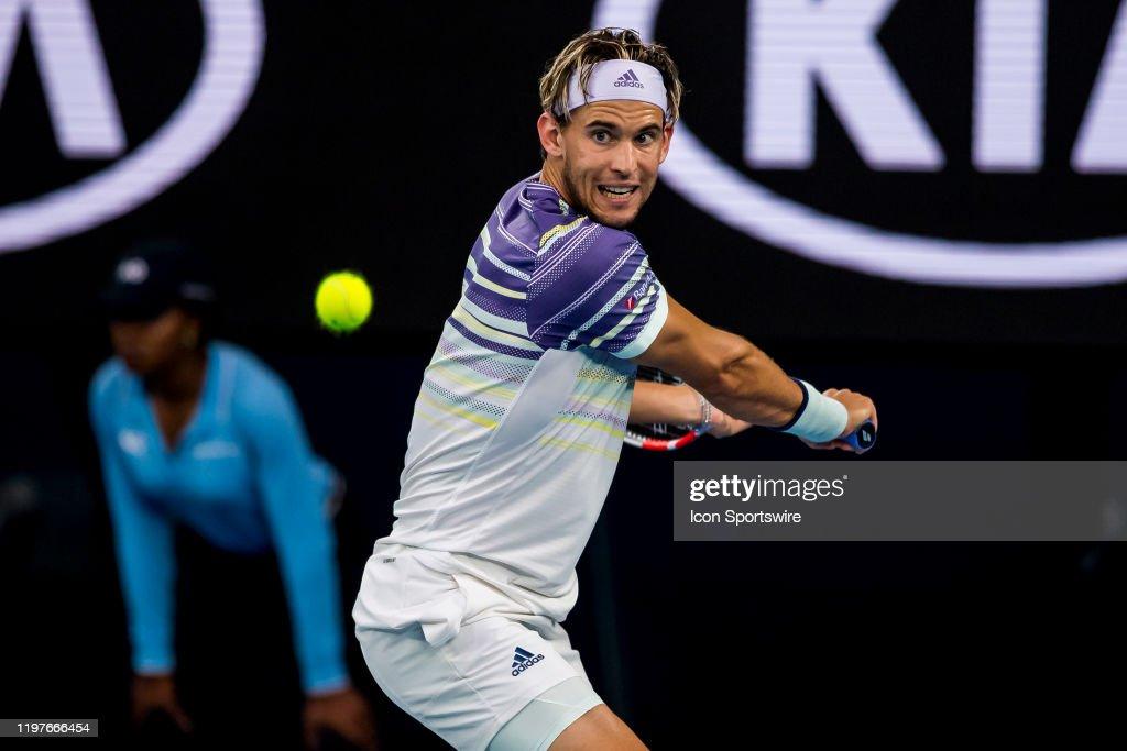 TENNIS: JAN 31 Australian Open : ニュース写真