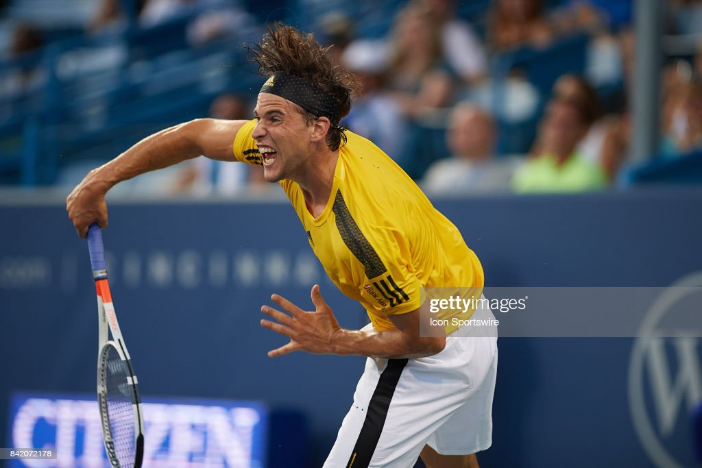 TENNIS: AUG 18 Western & Southern Open : ニュース写真