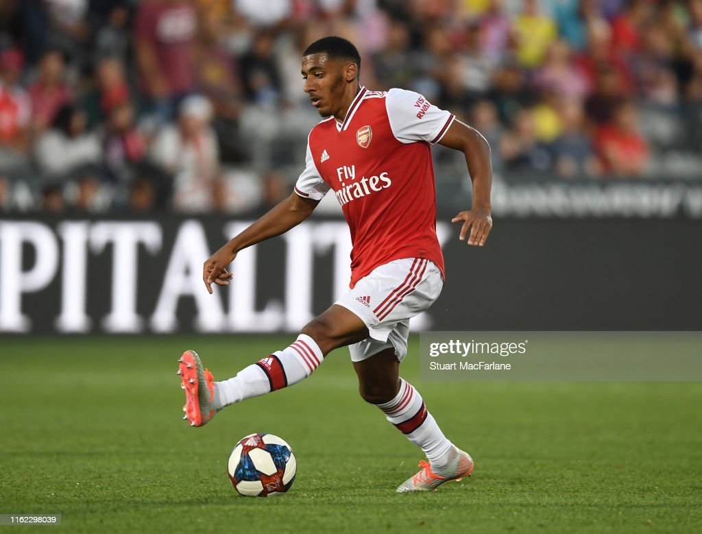 Arsenal v Colorado Rapids : News Photo