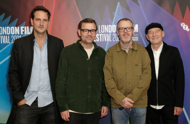"GBR: ""Bull"" European Premiere - 65th BFI London Film Festival"