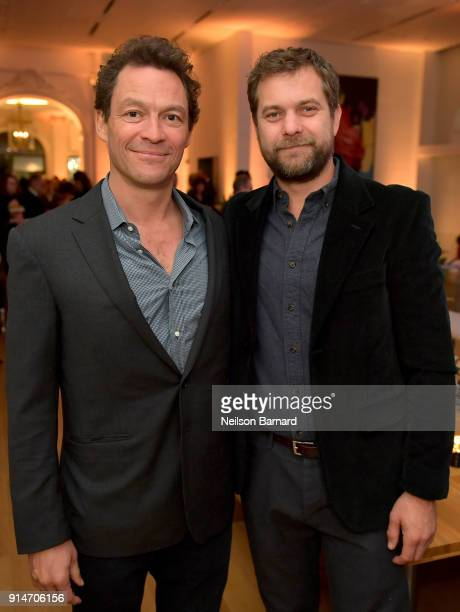 Dominic West and Joshua Jackson attend The Hollywood Reporter 6th Annual Nominees Night at CUT on February 5 2018 in Beverly Hills California